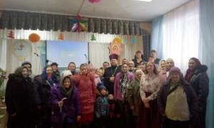 Праздничный концерт в Нижних Пенах