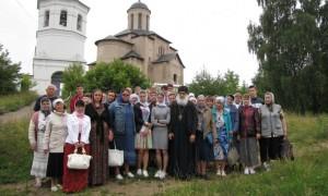 Паломничество прихожан Свято - Никольского храма