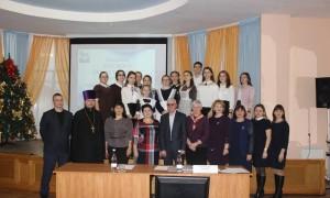 В Ракитном прошло заседание Детского общественного Совета