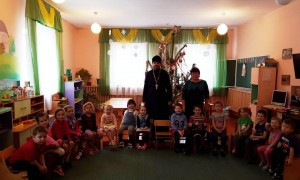 Встреча в детском саду с.Солдатское