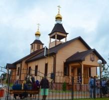 Храм Святителя Николая с. Нижние Пены